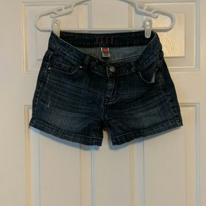 ELLE Jean shorts